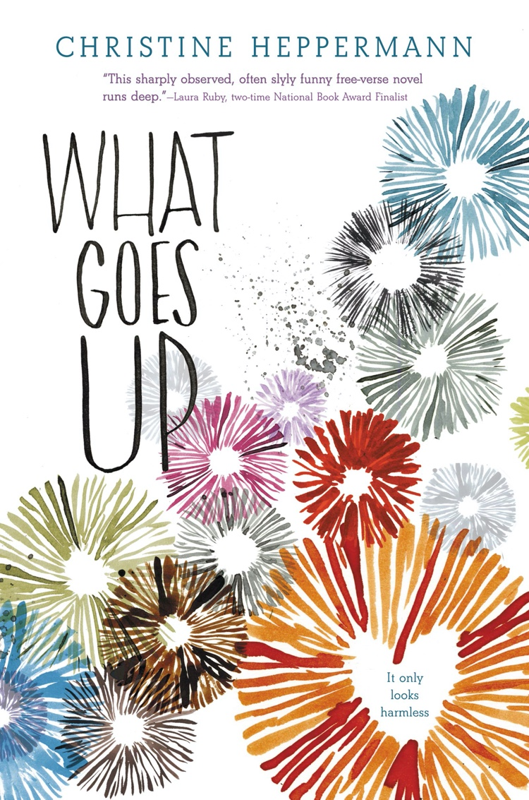 What Goes Up by Christine Heppermann | Book Review