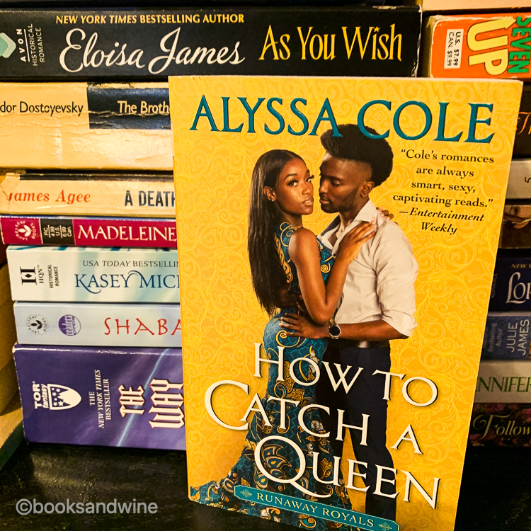 How To Catch A Queen by Alyssa Cole | Audiobook Review