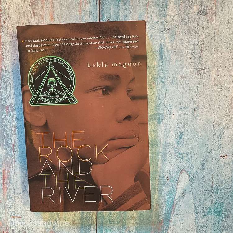 The Rock And The River by Kekla Magoon | Book Review