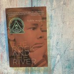 Kekla Magoon's The Rock And The River really had me in my feelings. The ending hit me like a ton of bricks.