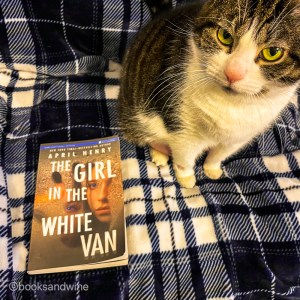 The Girl In The White Van by April Henry is a young adult thriller about kidnapping. It certainly fit the bill for what I wanted.