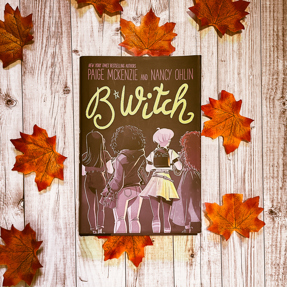 B*Witch by Paige McKenzie and Nancy Olin | Audiobook Review