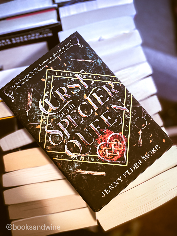 Curse Of The Specter Queen by Jenny Elder Moke | Book Review