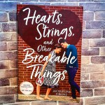 Hearts, Strings, And Other Breakable Things by Jacqueline Firkins is a contemporary young adult retelling of Mansfield Park.