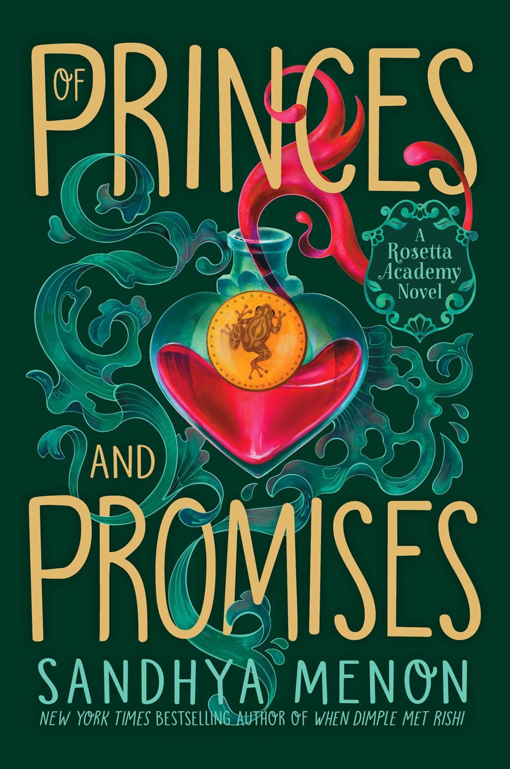 Of Princes and Promises by Sandhya Menon | Book Review