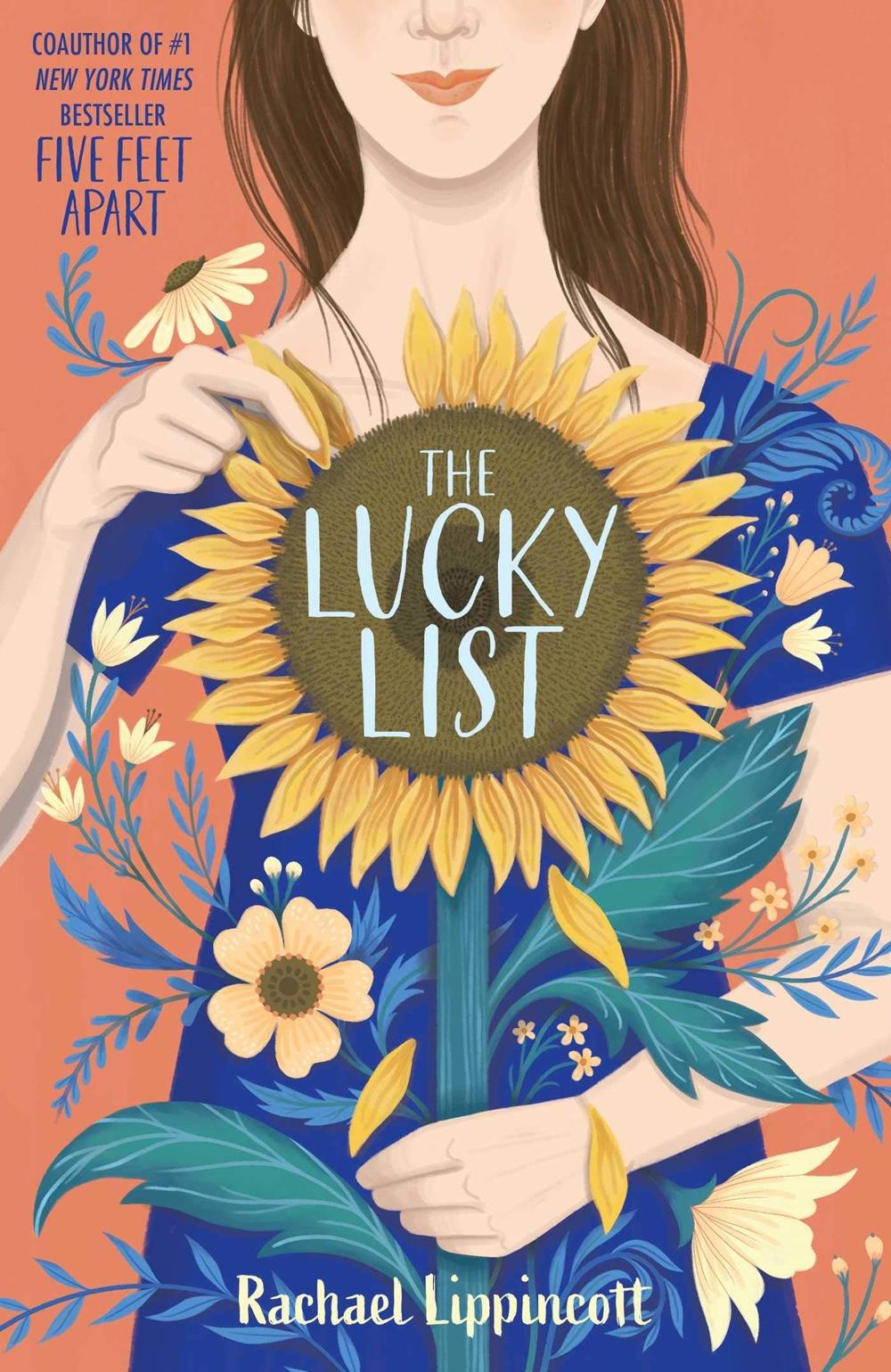 The Lucky List by Rachael Lippincott | Book Review