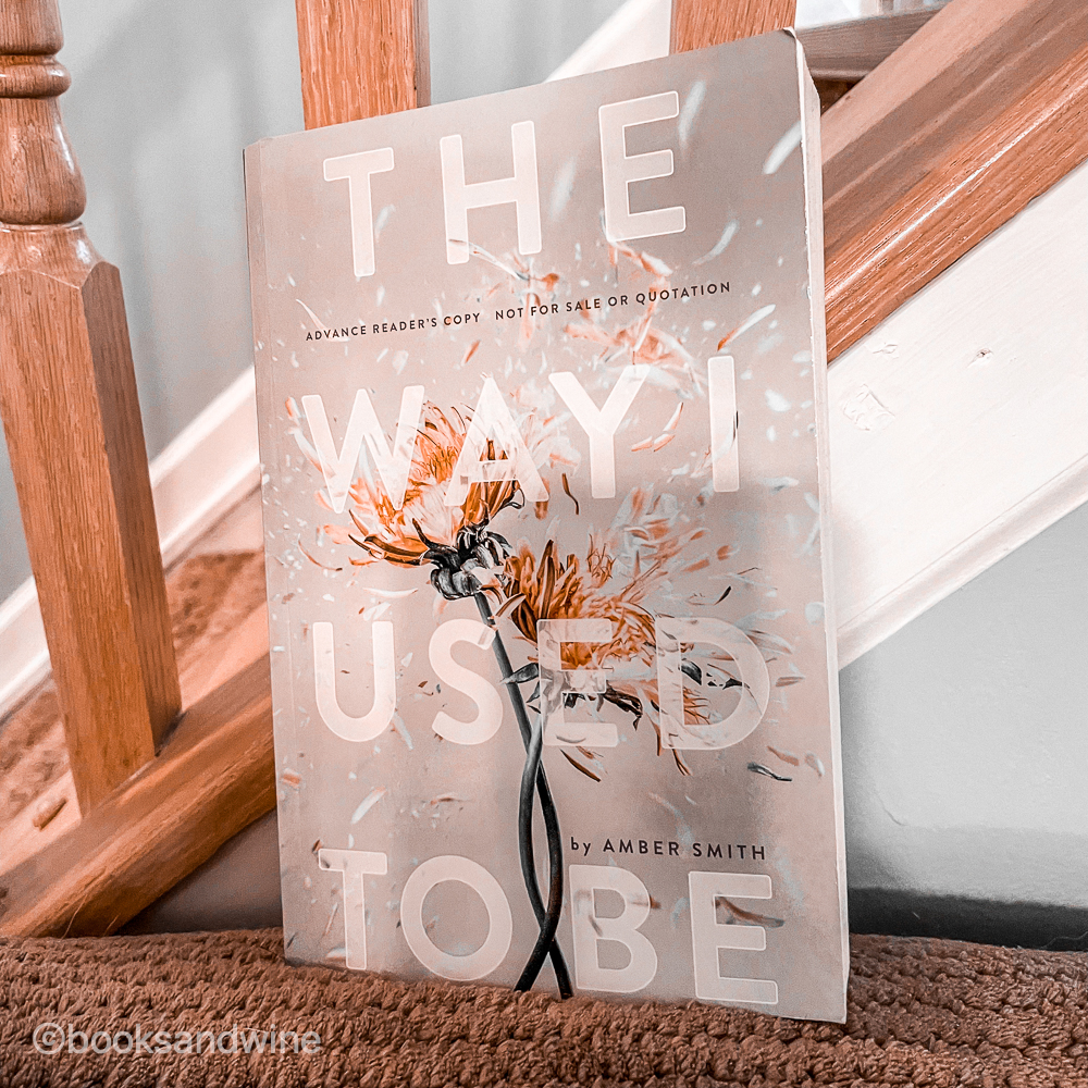 The Way I Used To Be by Amber Smith | Book Review