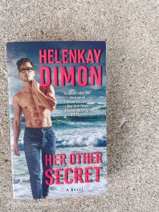 Her Other Secret kicks off HelenKay Dimon'sWhitaker Island series. It is a romantic suspense about two people who happen to be hiding something.