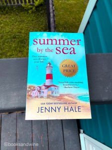 I thought Hale'sSummer By The Sea was a low key beach kind of read and one that was pleasant but ultimately forgettable for me.