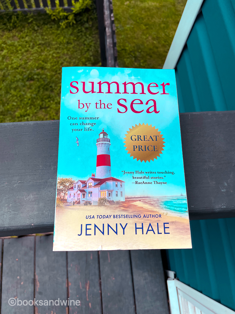 Summer By The Sea by Jenny Hale | Book Review