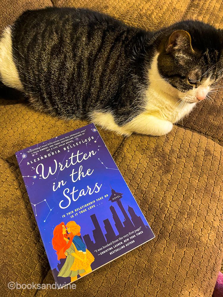 Written In The Stars by Alexandria Bellefleur | Book Review
