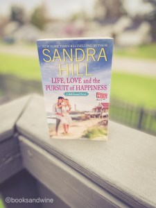 Life, Love, And The Pursuit of Happiness by Sandra Hill is an immensely enjoyable read -whether you pick it up via audio or in print form.