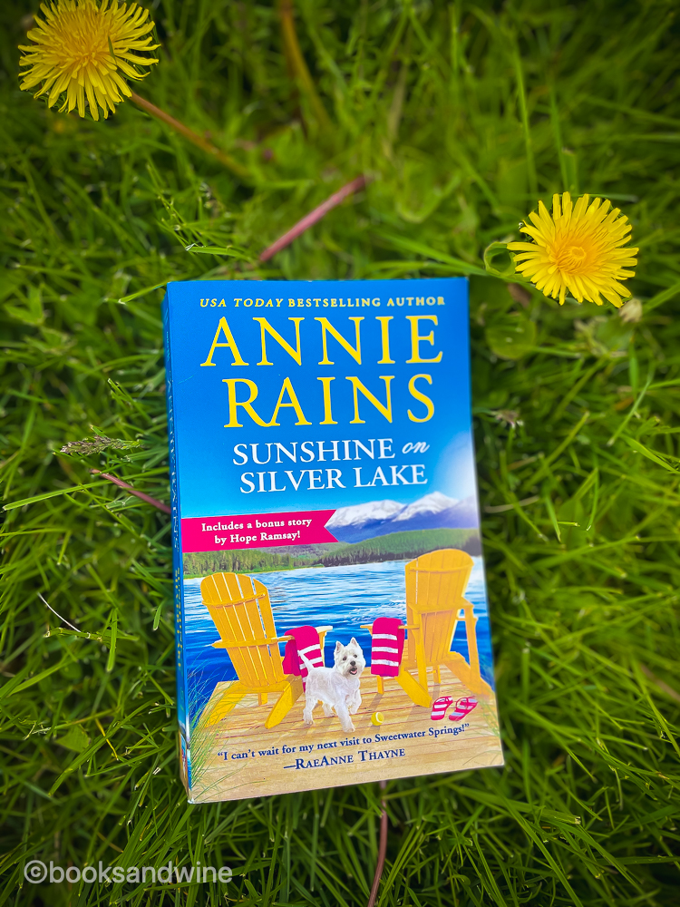 Sunshine On Silver Lake by Annie Rains | Book Review
