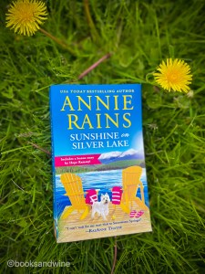 Sunshine On Silver Lake by Annie Rains is a thoughtful romance novel. It takes on the real issues, also providing a heaping dose of comfort.