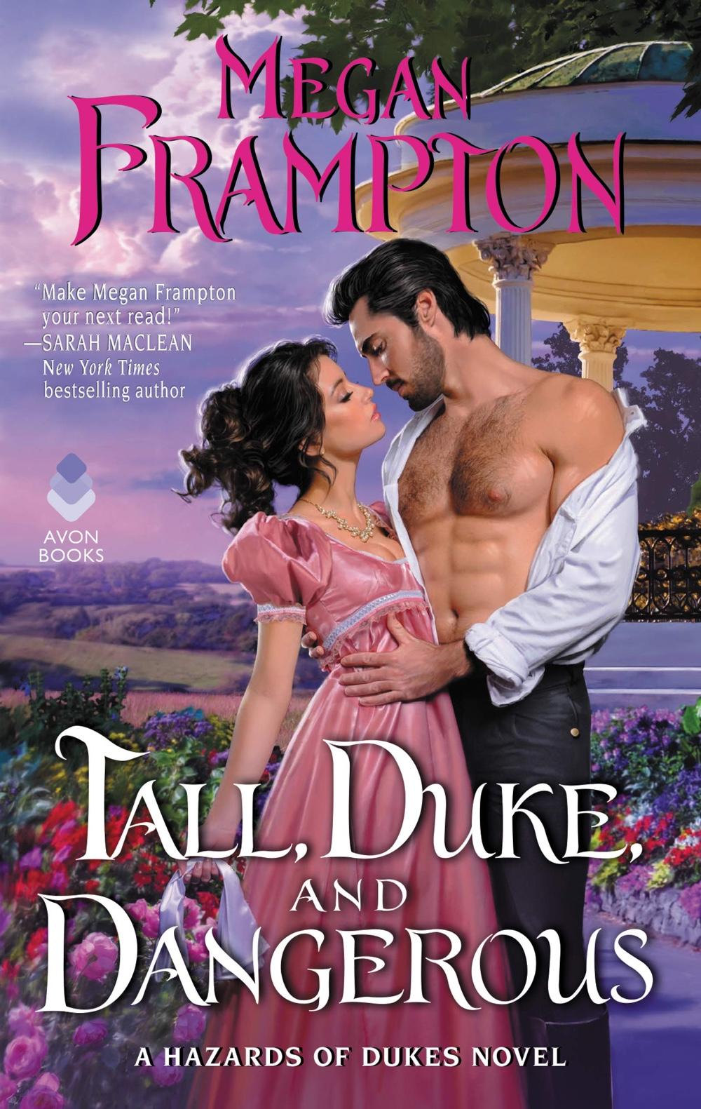 Tall, Duke, And Dangerous by Megan Frampton | Audiobook Review