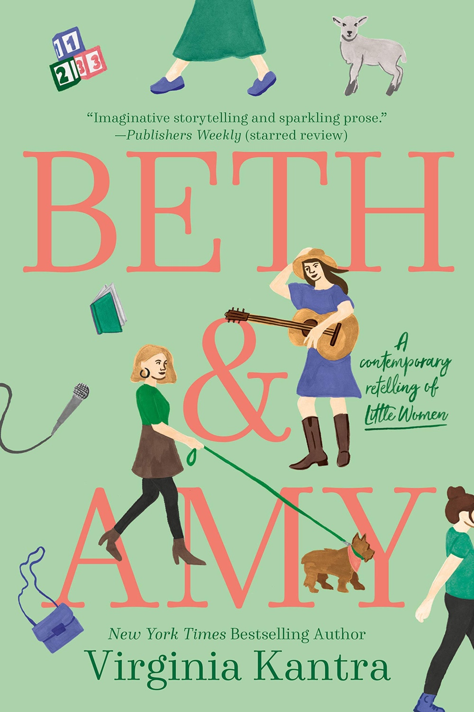 Meg & Jo | Beth & Amy by Virginia Kantra | Audiobook Reviews