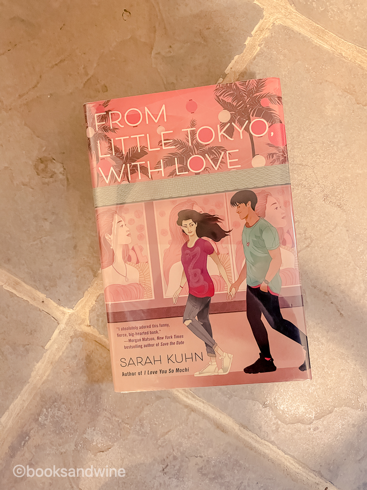 Read From Little Tokyo, with Love by Sarah Kuhn if you are looking for a sweet contemporary fairy tale starring wonderful characters.
