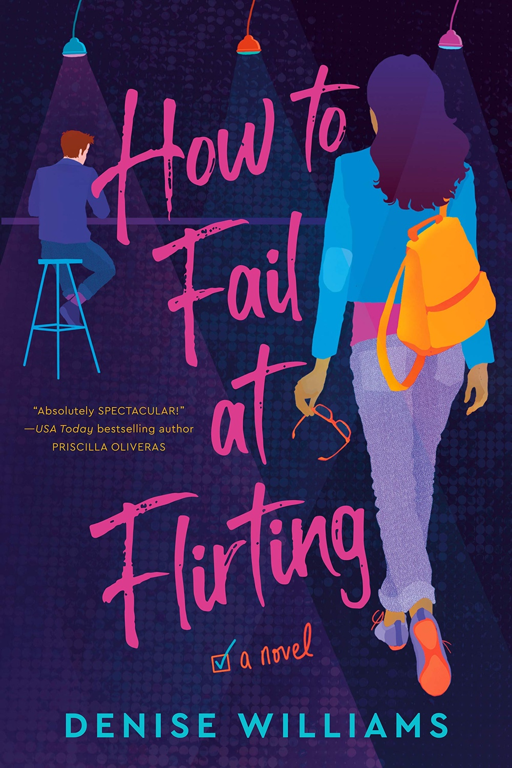 How To Fail At Flirting by Denise Williams | Audiobook Review