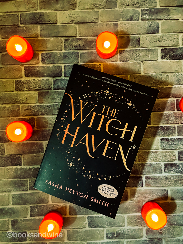The Witch Haven by Sasha Peyton Smith | Book Review