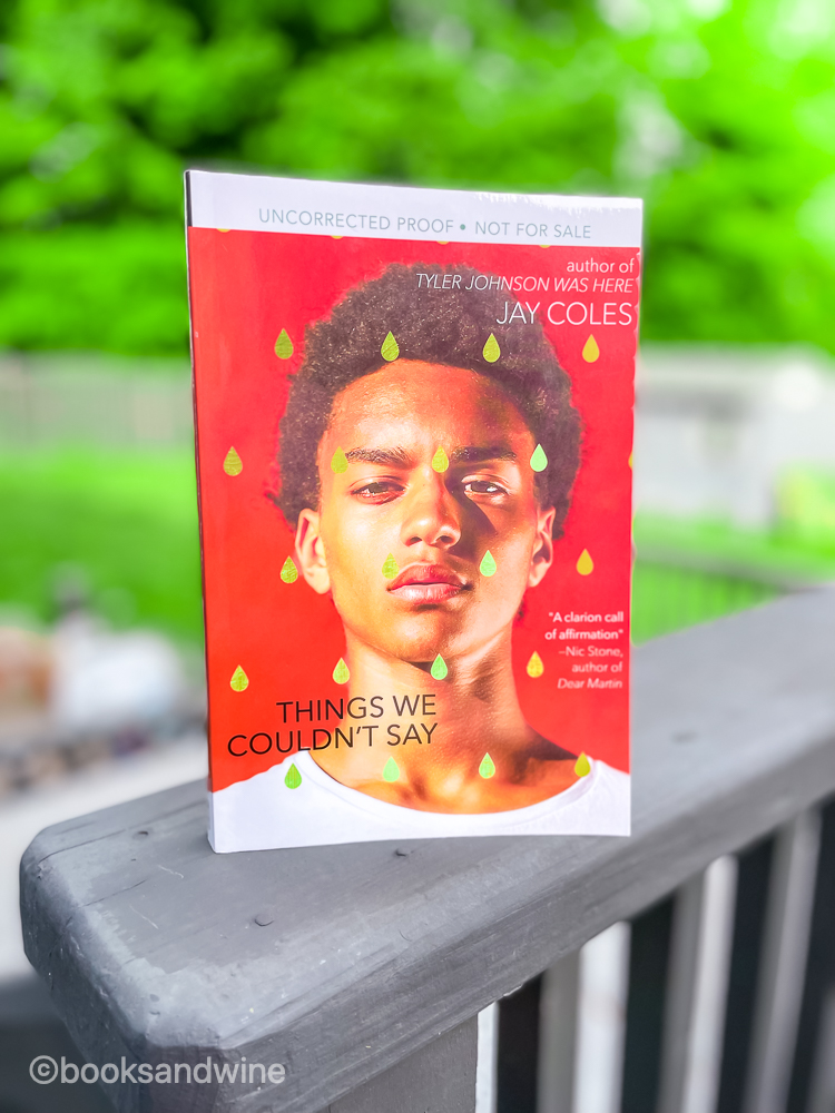 Things We Couldn't Say by Jay Coles | Book Review