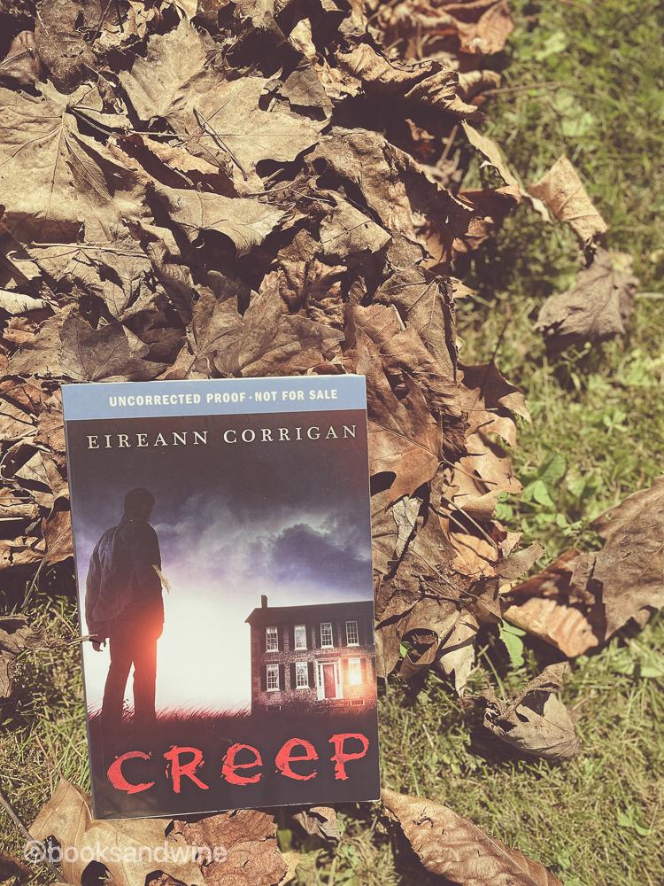 Creep by Eireann Corrigan | Book Review