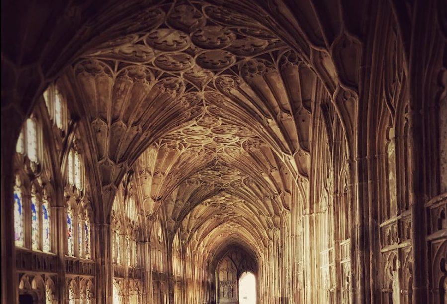 ancient arch architecture art