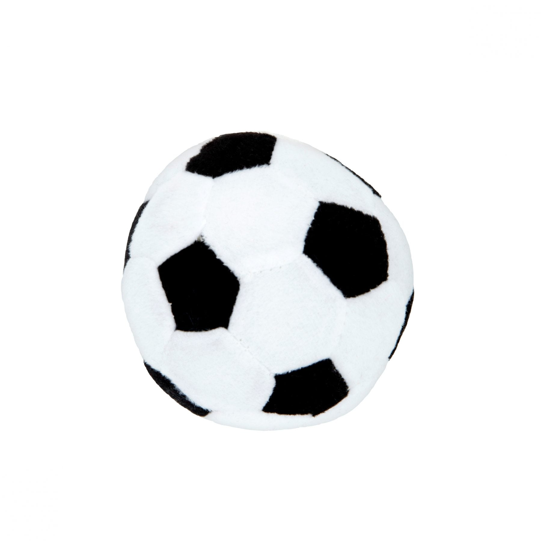 Good Boy Soft Plush Football Dog Toy