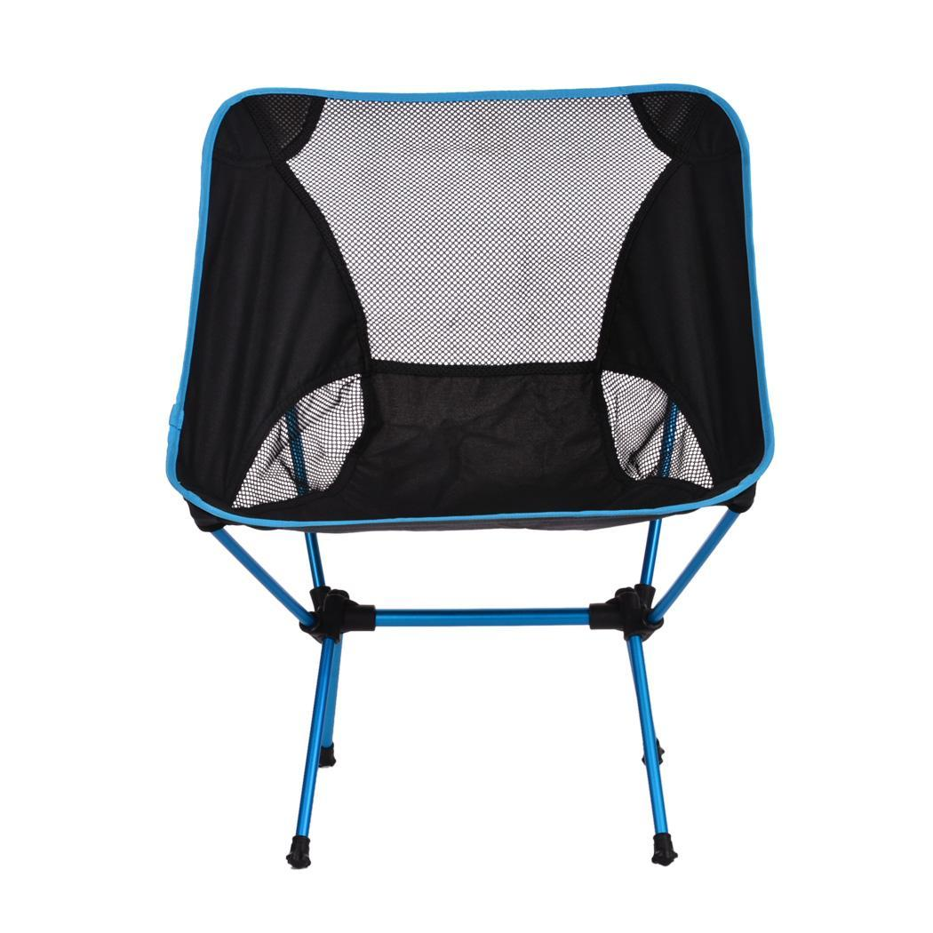 Backpack Beach Chair Outdoor Portable Seat Stool Fishing Camping Garden Beach