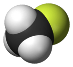 Fluoromethane-3D