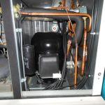 Pompe à chaleur de la VMC double flux thermodynamique