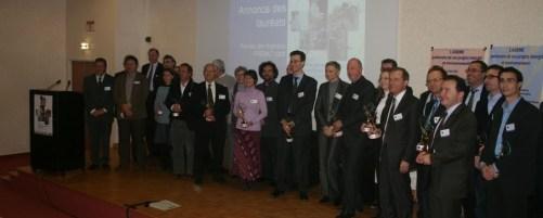Lauréats PREBAT Haute Normandie 2009