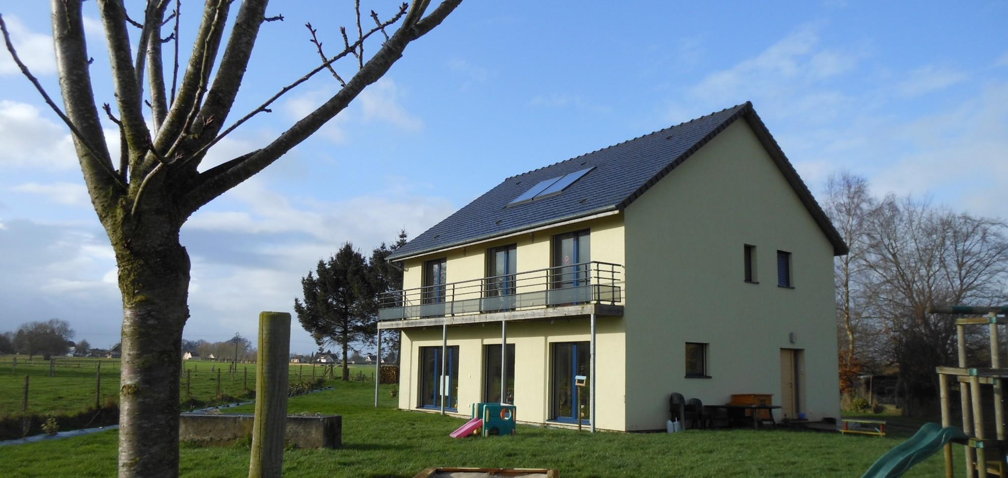 Consommation maison passive en 2015 69 euros de chauffage - Consommation chauffage maison ...