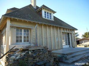 Isolation extérieure BBC en Normandie