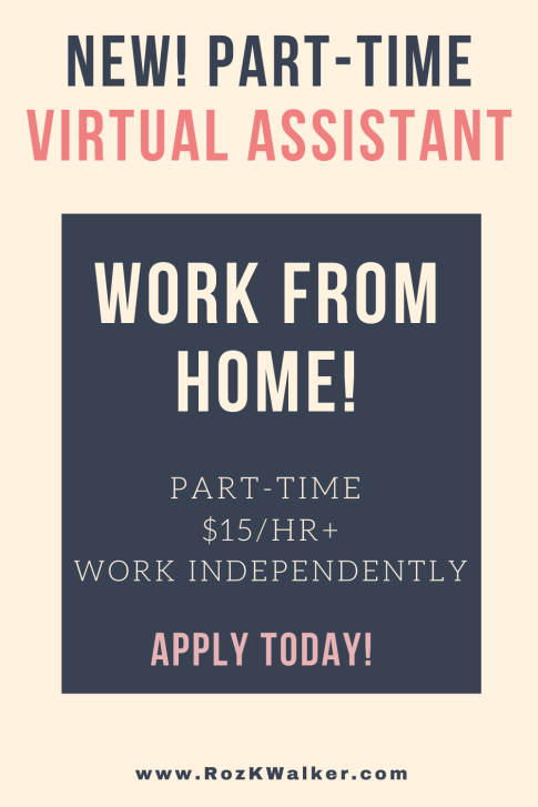 VaVa Virtual Assistants - Work at home position as a virtual assistant