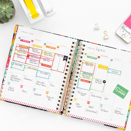 The ultimate busy mom planner