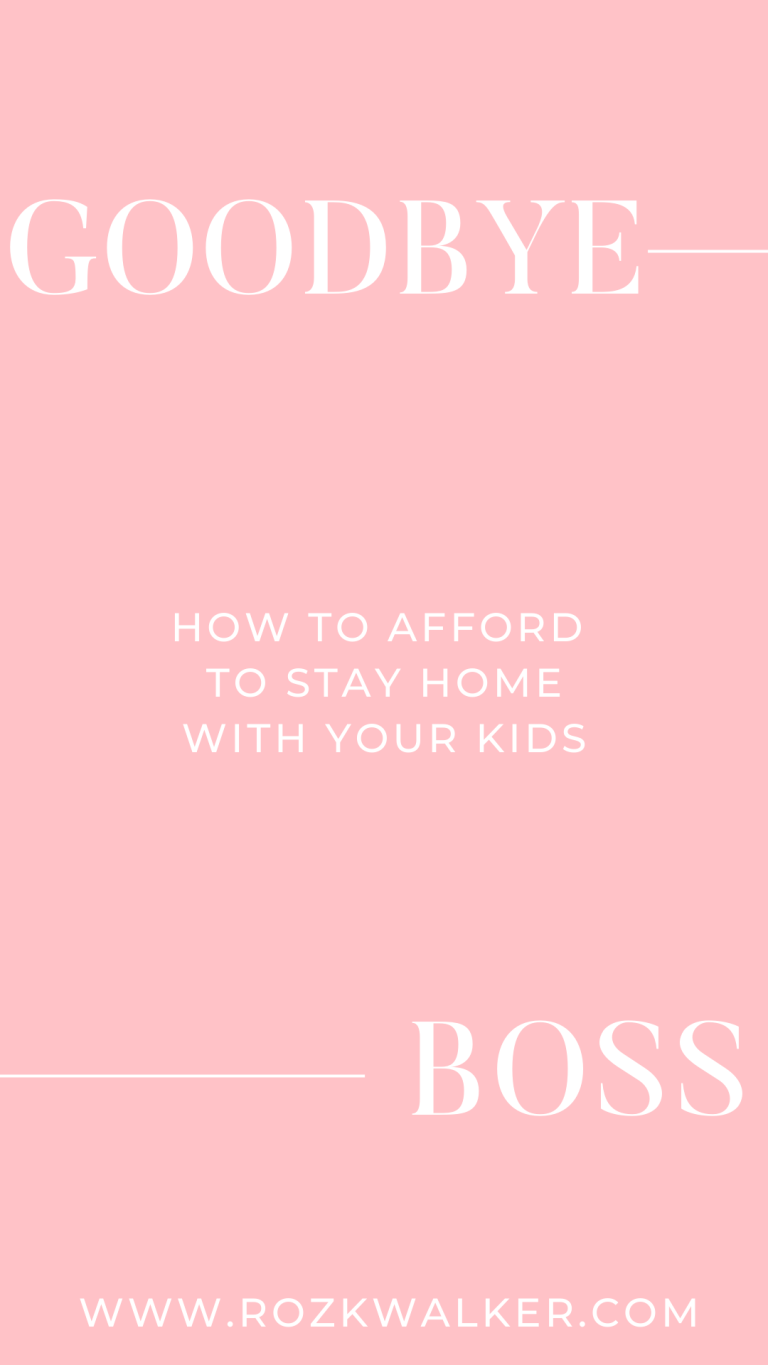 Goodbye Boss Series #3 – How To Fund Your Dream To Come Home