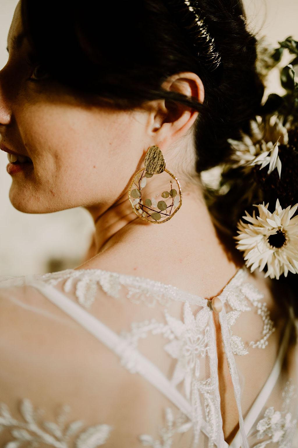 Un mariage nature dans l'Orne