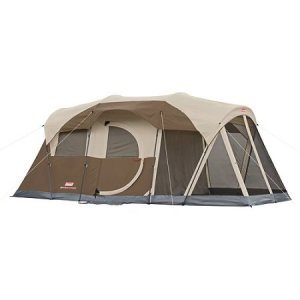 weathermaster 6 person screened tent