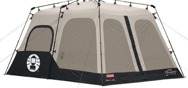 Review Of The Coleman 8-Person Instant Tent