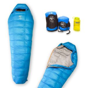 Outdoor Vitals Summit 20 Degrees Sleeping Bag Review