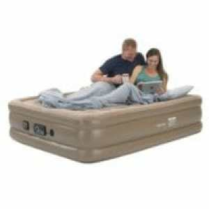 Insta-Bed Raised Queen Air Mattress Review