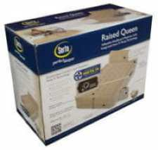Serta Raised Queen Mattress