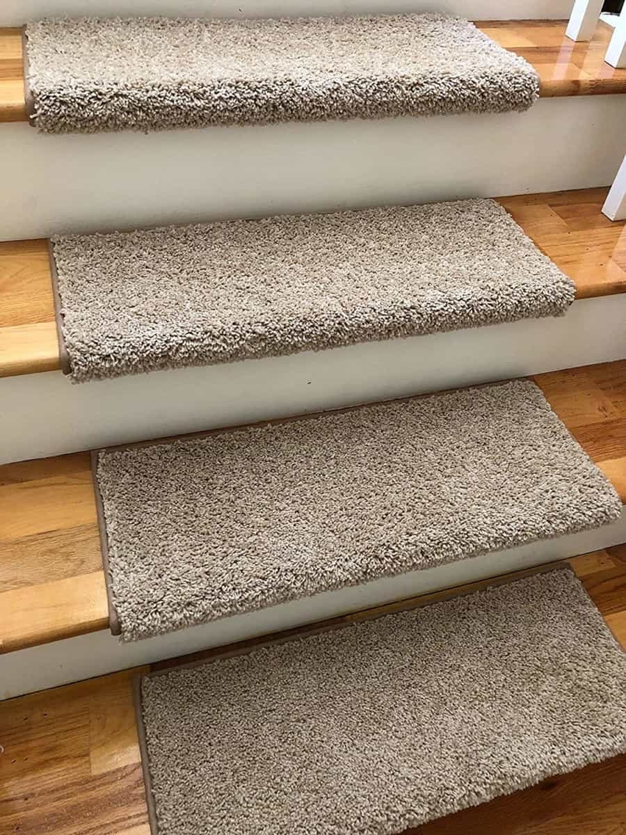 Carpet Runners For Stairs Dry Carpet   Stair Rug Runners Cheap   White   Hardwood   Brown   Interior   Woven