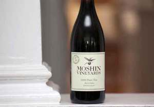 Moshin Pinot Noir Barrel Select 2009