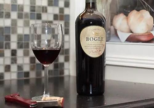 Bogle Merlot 2010 review