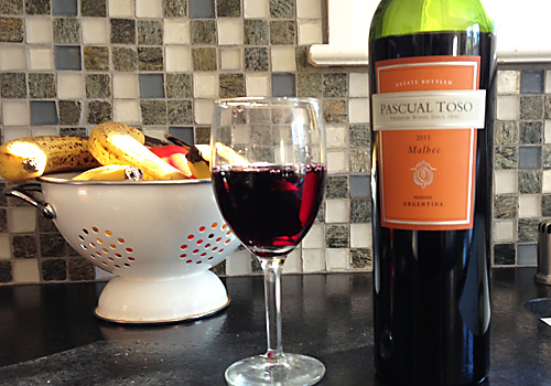 Pascual Toso Malbec 2011 review