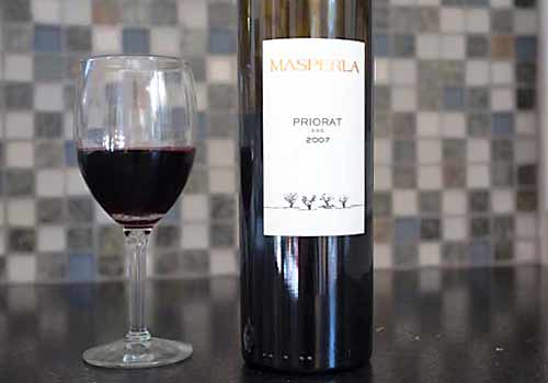 Maperla Priorat 2007 at Costco for $16.99