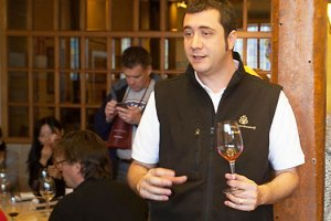 image of Winemaker Diego Pinilla Navarro
