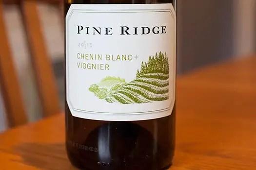 image of pine ridge chenin