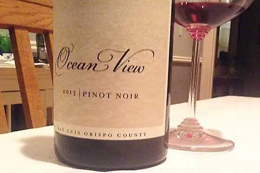 Ocean View Pinot